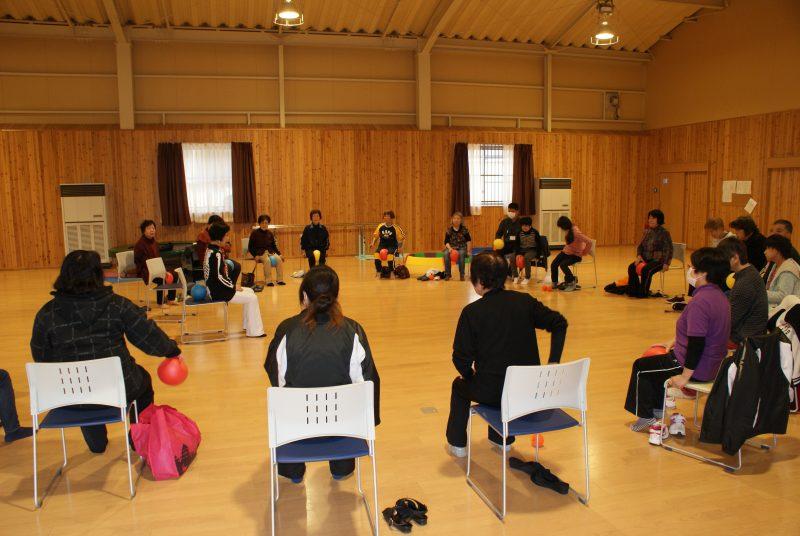 骨盤体操教室 @ 社会福祉法人 光和苑 体育館 | 苅田町 | 福岡県 | 日本