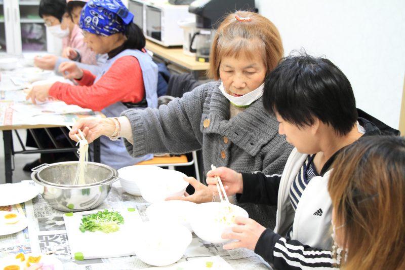 料理教室 @ 社会福祉法人 光和苑 喫茶コーナー | 苅田町 | 福岡県 | 日本