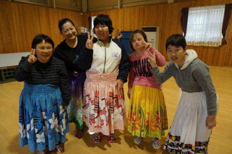 フラダンス教室 @ 社会福祉法人 光和苑 体育館 | 苅田町 | 福岡県 | 日本
